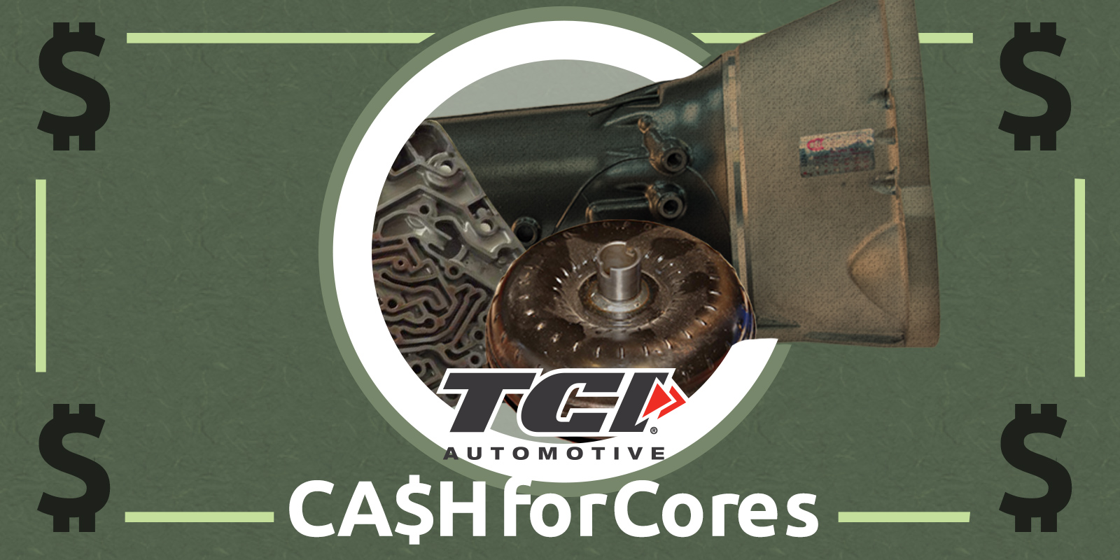 TCI will pay cash for cores
